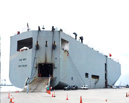K-Line Enhances Northern Vietnam RORO Services